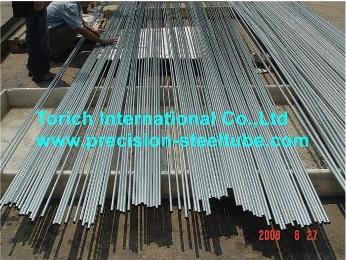 EN 10305-4 Cold Drawn Seamless Steel Tube Precision Seamless Cold Drawn Pipe