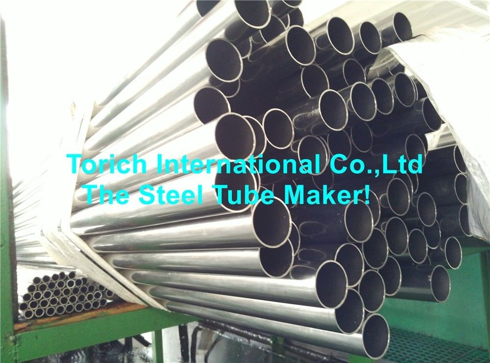 High Tolerance Seamless Steel Tubes / Precision Steel Pipe Pipe For Automotive Components